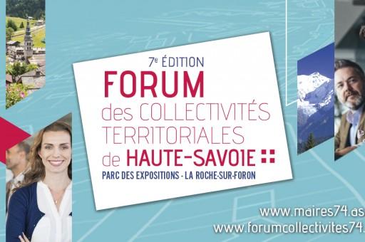 Le Forum des Collectivités Territoriales de Haute-Savoie