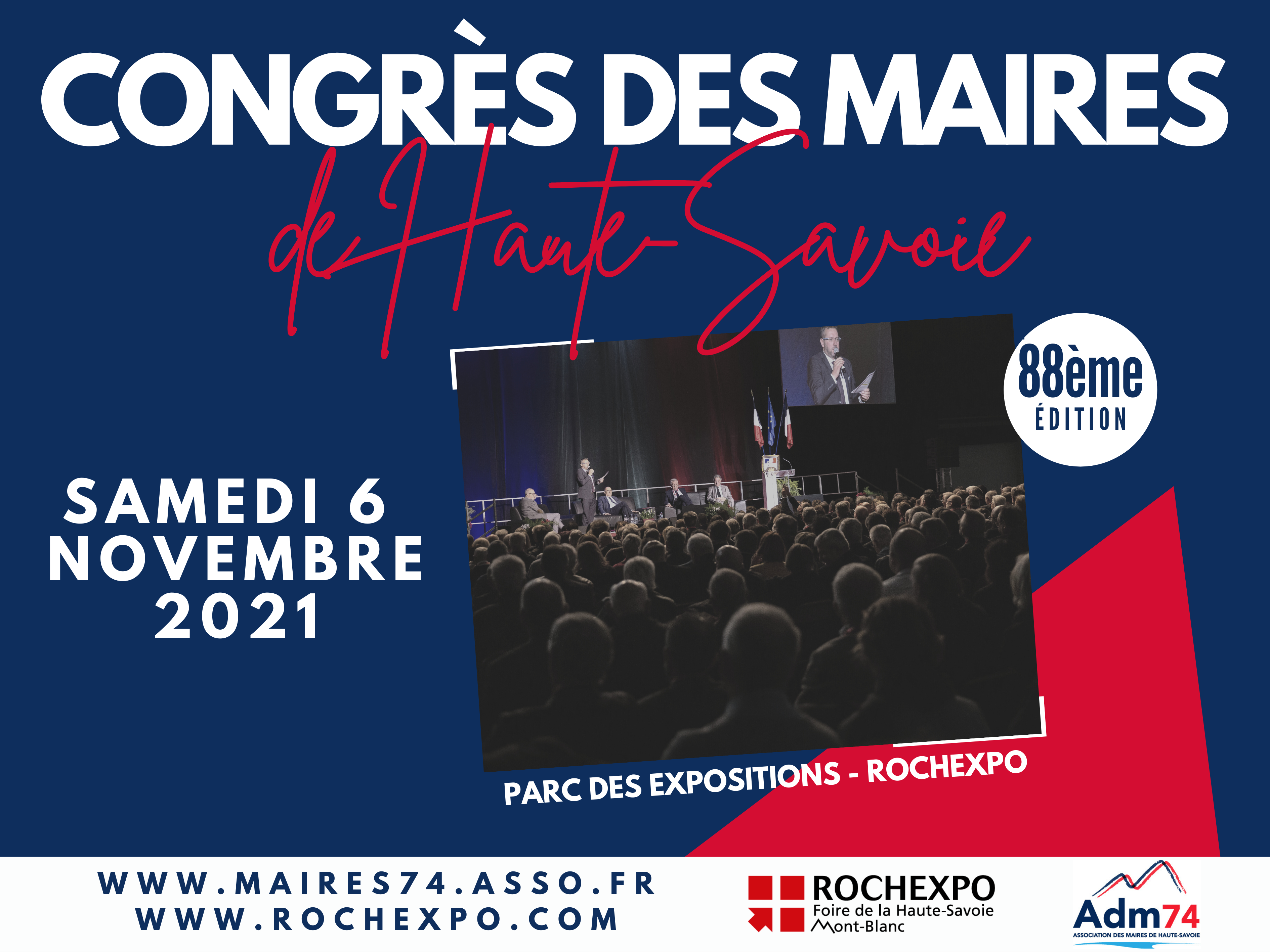 88ème CONGRES DES MAIRES