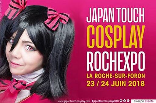 JAPAN TOUCH COSPLAY, LA VITRINE D'UN PHÉNOMÈNE EN PLEINE PROFESSIONNALISATION !