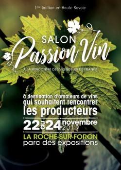 Salon Passion Vin