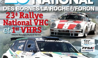 Rallye National des Bornes