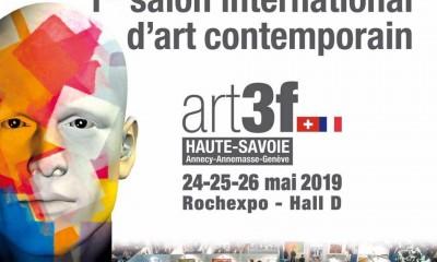 Découvrez le 1er Salon International de l'Art Contemporain