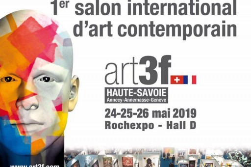Découvrez le 1er Salon International de l'Art Contemporain