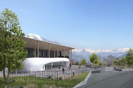 Lancement de la construction de la nouvelle halle