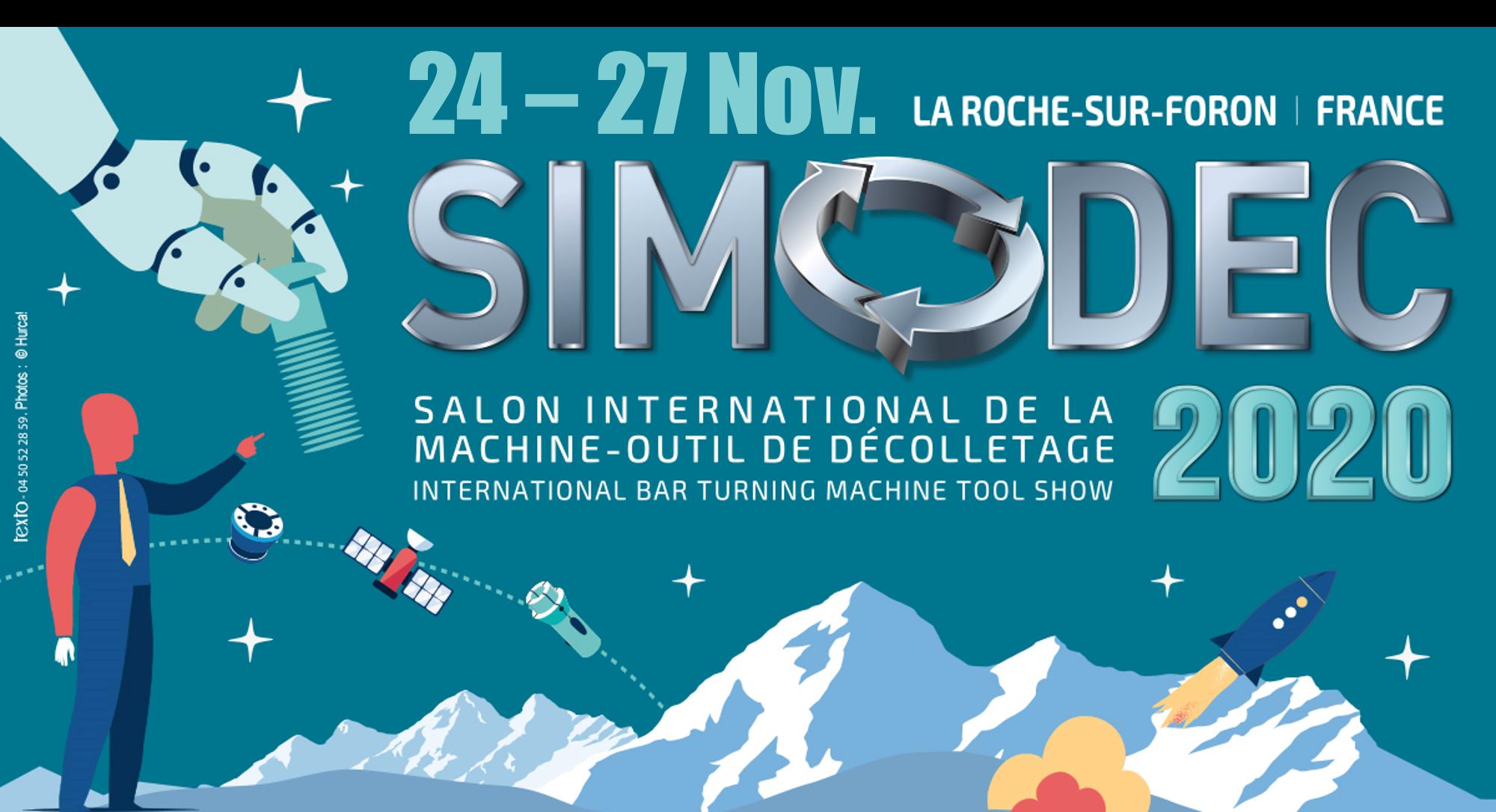 SIMODEC 2020 Reporté