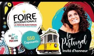 Le Foire Internationale reçoit le Portugal du 1er au 12 mai!
