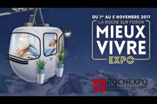 Le salon Mieux Vivre Expo voit la vie en blanc