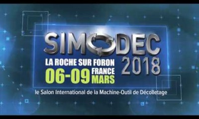Retour sur l'édition du Simodec 2018